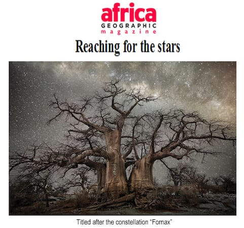 Africa Geographic | Summer 2016