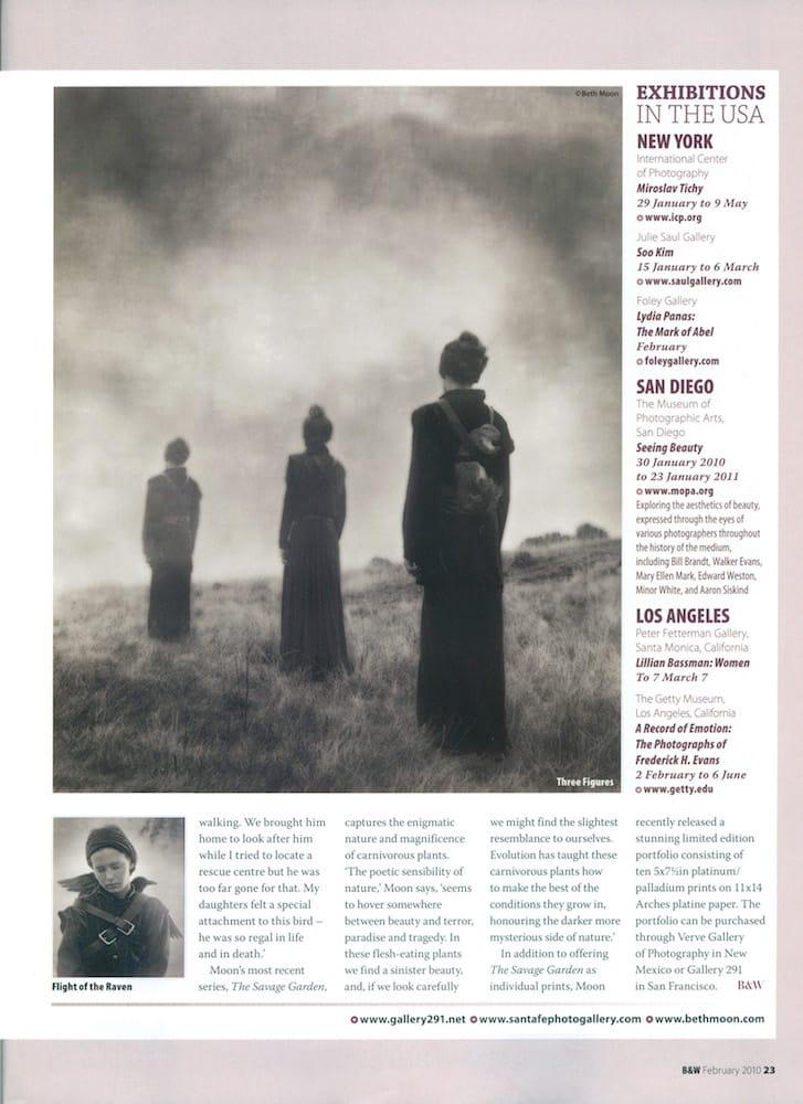 Black+White Photography (UK) | Feb 2010 p 23