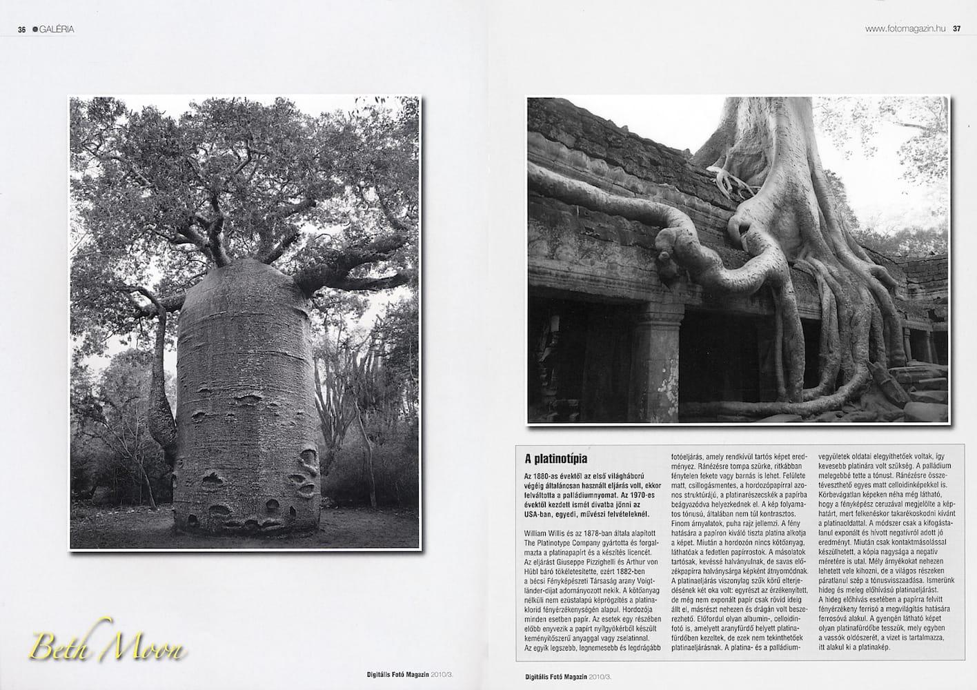 Digitalis Foto Magazin (Hungary) | April 2010 p 36-37