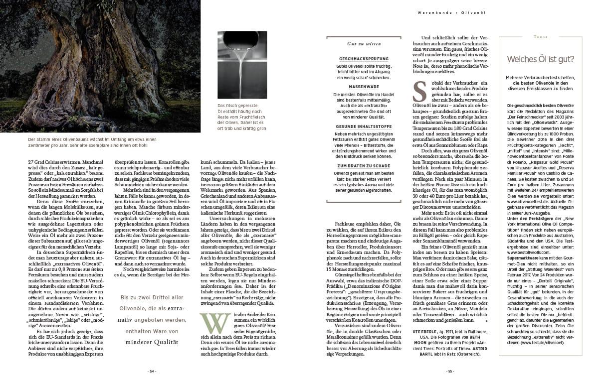 GEO Wissen Ernährung | June 2017 p 54-55