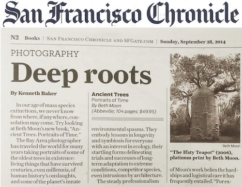 San Francisco Chronicle | Sept 2014