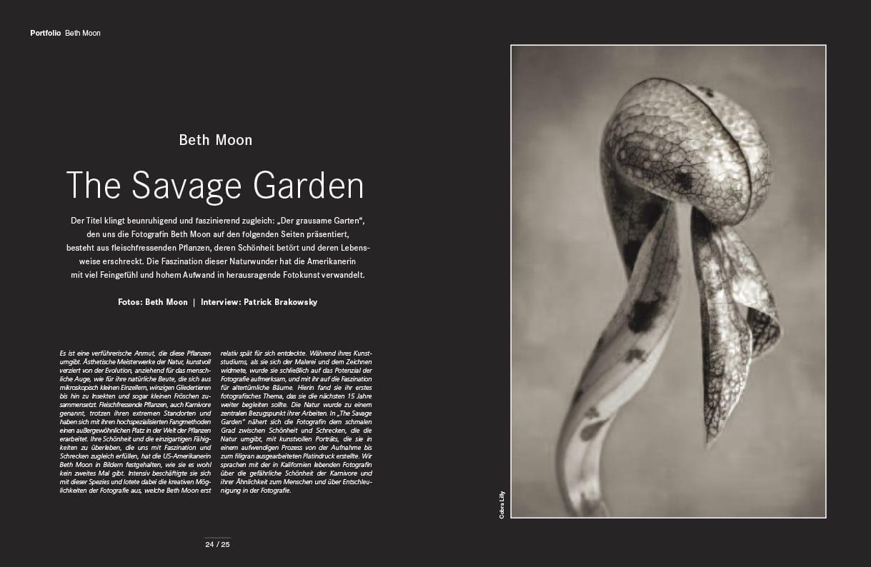 Schwarzweiss 102 (Germany) | 2014 p 24-25