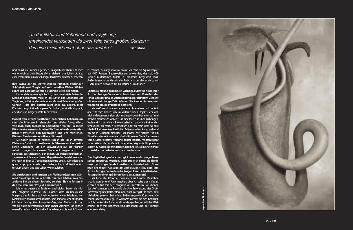 Schwarzweiss 102 (Germany) | 2014 p 28-29
